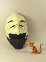 Origami Eric Joisel By Nguyen Hung Cuong On Giladorigami
