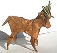 Origami Reindeer by Robert J. Lang on giladorigami.com