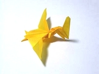 Origami dragon head fumiaki kawahata diagram