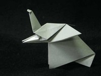 Origami Elephant 2 by Jun Maekawa on giladorigami.com