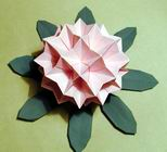 Origami Leaf for Rhododendron by Toshikazu Kawasaki on giladorigami.com