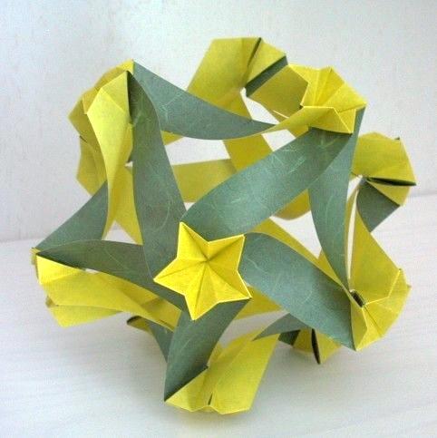 30 Units Origami Celes By Miyuki Kawamura On Giladorigami