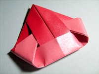 Origami Miter by Traditional on giladorigami.com