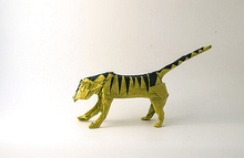 Origami Tiger by Choi Young-Ju on giladorigami.com