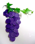 Origami Grape by Seo Won Seon (Redpaper) on giladorigami.com