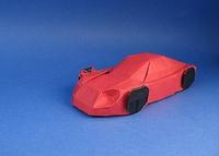 Origami Sportscar By Ryo Aoki On Giladorigami