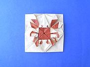 Origami Crab by Nguyen Hung Cuong on giladorigami.com