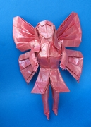 Origami Fairy by Jason Ku on giladorigami.com
