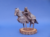 Origami Nazgul by Jason Ku on giladorigami.com