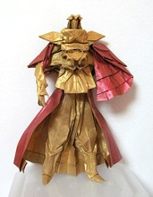 160 Square Origami Emperor By Hoang Trung Thanh Kiminha On Giladorigami
