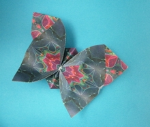 Origami Butterfly by Evi Binzinger on giladorigami.com