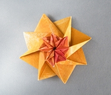 Origami Floral decorations by Tomoko Fuse on giladorigami.com