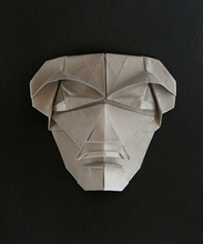 Origami Yase-otoko by Tomoko Fuse on giladorigami.com