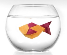 Origami Fish by Hoang Tien Quyet on giladorigami.com