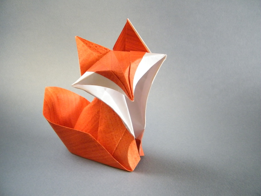 Fox Hoang Tien Quyet Gilads Origami Page
