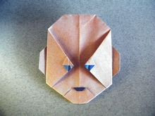 Origami Baby by Eric Kenneway on giladorigami.com