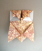 Origami Owl - square by Eric Kenneway on giladorigami.com