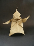Origami Oogie Boogie (from Nightmare Before Christmas) by Sebastien Limet (Sebl) on giladorigami.com