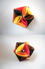 Origami Waves by Meenakshi Mukerji on giladorigami.com