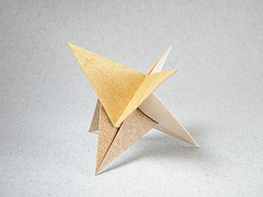 Origami Stabile by Robert Neale on giladorigami.com