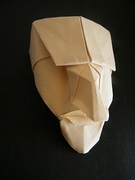 Origami Epiphany mask by Franco Pavarin on giladorigami.com