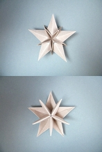 Origami Star by Endla Saar on giladorigami.com