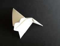 Origami Hummingbird By John Smith On Giladorigami