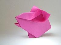 akira yoshizawa origami exhibition catalog by akira