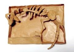 Amazing Origami Dinosaur Skeleton By Nguyen Minh Duc On Giladorigami