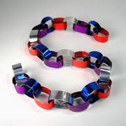 Origami Paper chain by David Shall on giladorigami.com