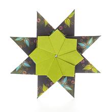 Robin Star by Maria Sinayskaya - Variation 3 - DIY origami ... | 220x220
