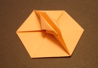 Origami Spinner by Joel Stern on giladorigami.com