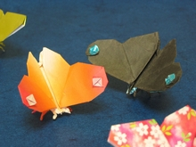 Origami Butterfly by John Szinger on giladorigami.com
