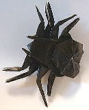 Origami Spider by John Montroll on giladorigami.com