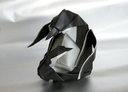 Origami Penguins by Madiyar Amerkeshev on giladorigami.com