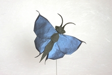Origami Butterfly - Peace by Quentin Trollip on giladorigami.com