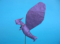 Origami Fairy by Quentin Trollip on giladorigami.com