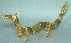 Origami Dragon - Eastern by Jun Maekawa on giladorigami.com