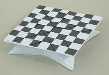 Origami Chess board and table by John Montroll on giladorigami.com