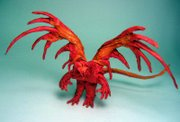Origami Balrog by Jason Ku on giladorigami.com