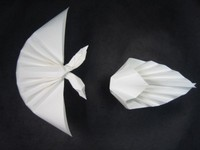 Origami Fish object by Hojyo Takashi on giladorigami.com