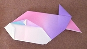 Origami Fish 2 by Paul Jackson on giladorigami.com