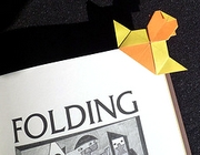 Origami Person bookmark by Nick Robinson on giladorigami.com